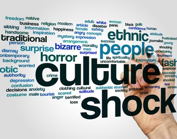 Culture Shock Works in Both Directions.